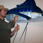 Custom Marlin Painting